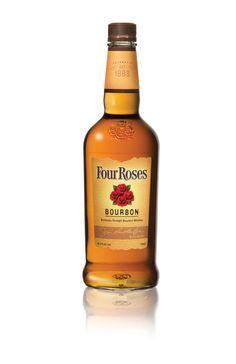 Bourbonitas - Mix 4 Roses Bourbon with Tres Agaves Margarita Mix