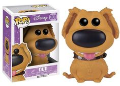 UP: Dug Pop figure by Funko