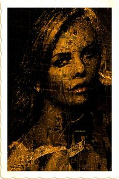 """Saatchi Art is pleased to offer the photograph, STREETS.,"""" by ACQUA LUNA. Original Photography: Color, Digital, Manipulated on Paper. Celebrity Photography, Artistic Photography, Color Photography, World Street, Street Art, Original Paintings, Original Art, Charlize Theron, Art World"""