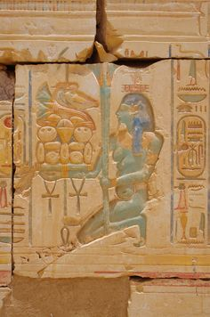 Abydos Temple of Ramses II 26 by eLaReF via tripadvisorus DE Experts Ancient Tomb, Ancient Egyptian Art, Ancient Artifacts, Ancient Aliens, Ancient History, Old Egypt, Ancient Mysteries, Luxor Egypt, Sacred Art
