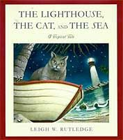 The novel is Mrs. Moore's memoir of how she came to live as a lighthouse keeper's cat and what she has learned in her long thirty-one years.    Mrs. Moore's kittenhood is tied to the sea and to a ship that specialized in limes. Though these chapters at sea are short, there is enough time to build a memorable character in the form of the cook who has a thing for strays and keeps a pet chicken. At one point the ship has to come about in rough waters to save the chicken when it's overboard!