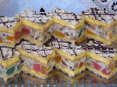 Rozi Erdélyi konyhája: Mozaik szelet