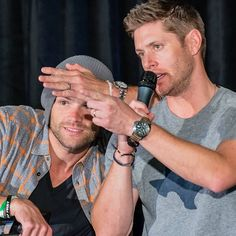 Jared and Jensen DallasCon