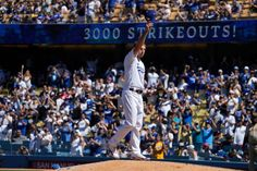 Max Scherzer secures his 3,000th strikeout during his defining Dodgers performance – The Athletic Dodgers Win, Dodgers Baseball, Justin Turner, Wild Pitch, Eric Hosmer, Sandy Koufax, Cy Young, Mookie Betts