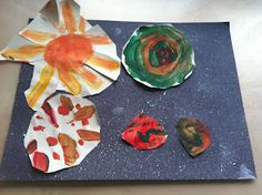 Space Art project ideas!