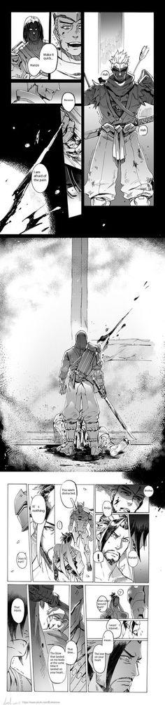 Genji is Afraid of Pain - Part.2-2 by evilwinnie.deviantart.com on @DeviantArt