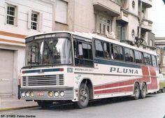Pluma antigo_8130 - (11- 2 -1982) - BARRAZABUS :Onibus do Brasil e do Mundo! - Fotopages.com