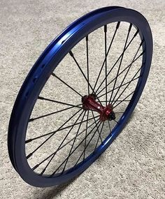 #MiniMODs Performance 2 speed wheelset. New jack union theme  Red hubs black spokes blue rims or Customize your own colours  #Brompton #BIKEgang #BIKEgangSG #BromptonSociety #BromptonMODs #BromptonLife #MyBrompton #BromptonBicycle
