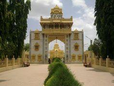 Devgad #DattaMandir, Its about 109 km from #Shirdi on Nagar Aurangabad highway.