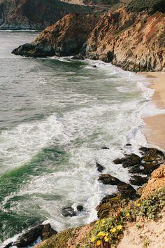 Montara Beach, Half Moon Bay, California // WeAreAdventure.us