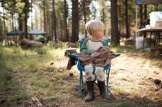 6 adventurous ways to photograph your camping trip