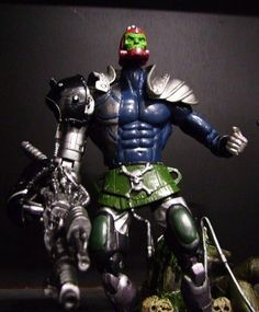 Trap Jaw (Masters of the Universe) Custom Action Figure
