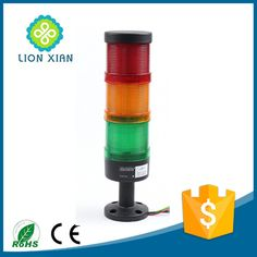 industrial lighting rotating blinking led tower signal lamp