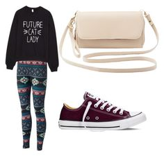 """I'd so wear this"" by ains9 on Polyvore featuring beauty, Converse and Charlotte Russe"