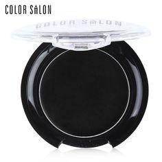 Color Salon Professional Long-Wear Eyeliner Cream Black Waterproof Makeup Eye Cosmetic Beauty  2g