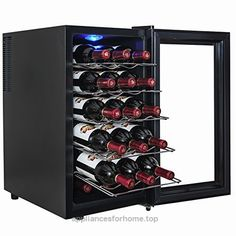 AKDY 18 Bottle Single Zone Thermoelectric Freestanding Wine Cooler Cellar Chiller Refrigerator Fridge Quiet Operation  Check It Out Now     $166.99     Note: This item is not available for SHIPPING TO AK, HI, and PR. OR APO.FPO.DPO.     Sleep soundly knowing that yo ..  http://www.appliancesforhome.top/2017/03/23/akdy-18-bottle-single-zone-thermoelectric-freestanding-wine-cooler-cellar-chiller-refrigerator-fridge-quiet-operation-2/