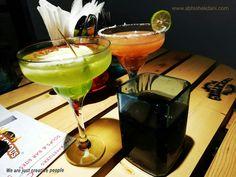 A toast 🍷and cheers 🍻 to the grand opening of GRILLICIOUS Kharadi.  By.Abhishek Dani Design  www.abhishekdani.com