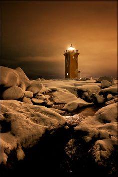 Iceland Lighthouse The guardian / Gunnar Gestur