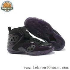 the latest 13345 3eec3 LWP Wmns Noir Violet Hommes s Chaussures de basket Nike Lebron, Purple  Grey, Air Max