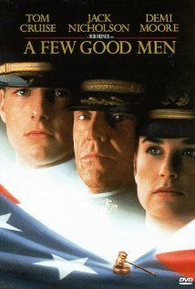 A Few Good Men (1992) - with Tom Cruise, Jack Nicholson, Demi Moore