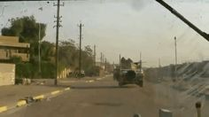 British & American Troops on the ground in Iraq & Afghanistan encountering IEDs.