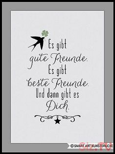 To the motive: This print is meant for a particularly great and dear person, which means a lot to you! That may be the best friend, a good friend – DIY Geschenke und Hochzeit Bff Gifts, Gifts For Coworkers, Best Friend Gifts, Gifts For Boys, Best Friends, Good Morning Quotes Friendship, Flirty Good Morning Quotes, Birthday Gifts For Bestfriends, Birthday Gifts For Husband