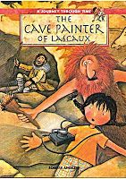 proto-writing: The Cave Painter of Lascaux: Roberta Angeletti. Elementary Art Rooms, Art Lessons Elementary, Art Books For Kids, Art For Kids, Salles D'art Élémentaires, Arte Elemental, Classe D'art, Lascaux, Album Jeunesse