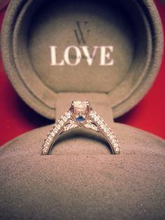vera wang engagement ring :)
