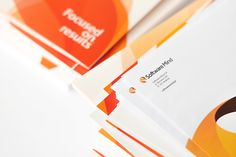 Software Mind Rebranding by Michal Jakubowski, via Behance