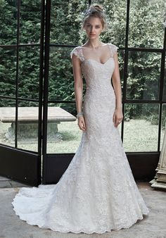 Maggie Sottero Marigold Wedding Dress - The Knot