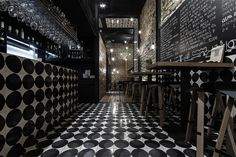 Gallery of Alma Negra Wine Bar / SA Estudio - 1