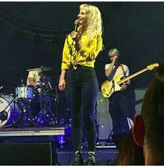 Paramore performing in Orem, UT - 09/22/17