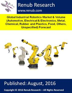 Global Industrial Robotics Market is expected to be more than US$ 37 Billion by 2020