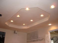 Decorative recessed lighting i like the rope lights that add light kitchen light bay tray celing 6 inch recessed lights aloadofball Image collections