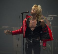 Michael Monroe still rocks!