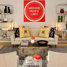 Lara Spencer Home Decorating Tips - Decorating on a Budget