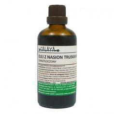 Olej z Ogórecznika Lekarskiego Zimnotłoczony Nierafinowany Serum, Shampoo, Personal Care, Bottle, Beauty, Paraffin Wax, Personal Hygiene, Flask, Jars