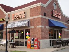 Biggby Coffee in Chelsea, Michigan