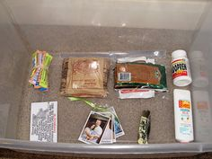 Emergency Preparedness Kit {week-by-week} do a little bit each week, to spread out the costs and work.