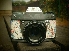 Vintage camera EXA 500