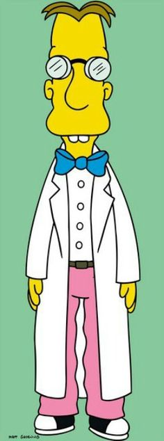 Professor John Frink