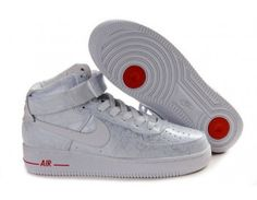 Nike Store. Nike Air Force 1 High Valentines Day Shoes - White - Wholesale \u0026