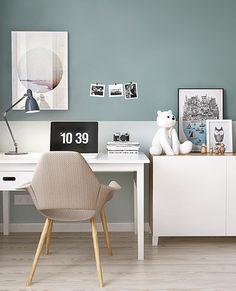 Muebles de dormitorio en tonos neutros