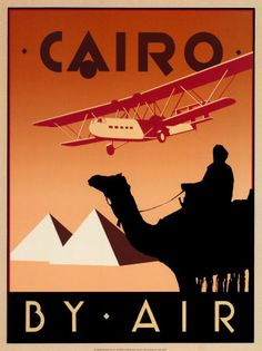 I love old travel posters