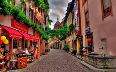 Places I want to visit in Europe: Freiburg, Germany. #monogramsvacation
