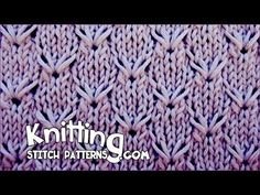 Watch video to learn how to knit the Embroidery Stitch. ++ Detailed written instructions: http://www.knittingstitchpatterns.com/2014/10/embroidery.html ++ Te...