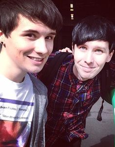 Image result for dan and phil 2015