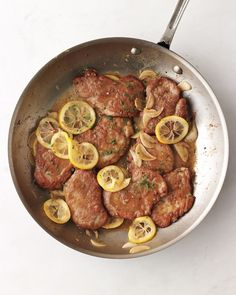 Garlic-Lemon Pork - Martha Stewart Recipes