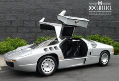 Isdera Imperator 108i LHD Incredibly Rare Classic Car For Sale