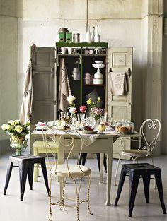 Few Details from An Apartment in Paris ♥ Няколко детаила от един парижки апартамент   79 Ideas #4